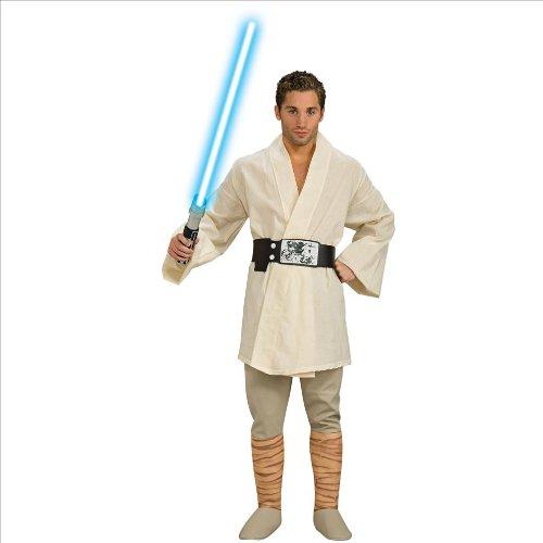 Deluxe Kostüm Luke Skywalker für Erwachsene