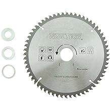 300x 30mm Hm–Hoja de sierra circular 100Z anillos reductores aluminio plástico