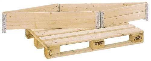 Rankgitter Witterungsbeständig dank druckimprägniertem Holz