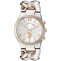 U.S. Polo Assn. USC40176 For Women- Analog, Dress Watch