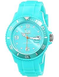 Ice-Watch - ICE summer 2011 Turquoise - Montre bleue pour femme avec bracelet en silicone - 013777 (Large)