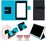 reboon Hülle für HP Slate 7 Plus Tasche Cover Case Bumper   in Schwarz   Testsieger