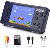 Best Handheld Game Consoles - Handheld Game Console for Kids Adults,QINGSHE RS-1 PLUS Review