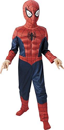 Imagen de ultimate spiderman  disfraz, para niños, talla s rubie's 887697 s