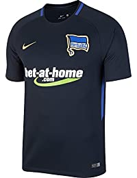2017-2018 Hertha Berlin Away Nike Football Shirt