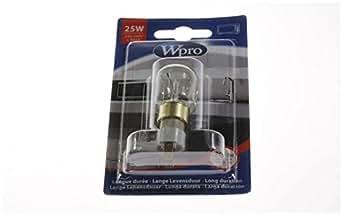 WHIRLPOOL - LAMPE MICRO ONDES 25 WATTS - 484000000989
