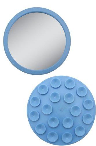 EZ-Grip - Kleiner Vergrösserungsspiegel 12x - Farbe: Blau