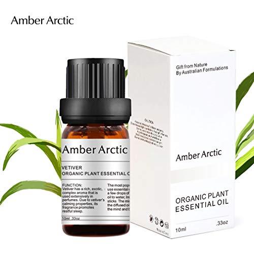 Aceite esencial vetiver - 100% puro Aceite esencial