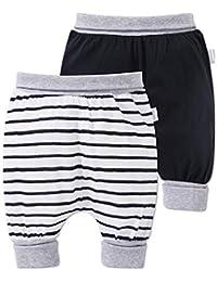 Schiesser Pantalones de Pijama para Bebés (Pack ...
