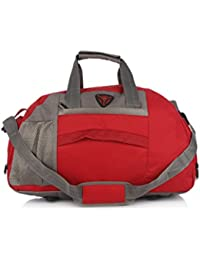 1be806df6b President 40Litres Polyester Red Duffle Bag