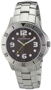 TOM TAILOR Herren-Armbanduhr XL Analog Edelstahl 5407205