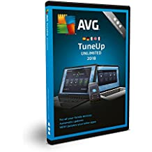 AVG TuneUp 2018 | Unlimited Devices | 1 Year
