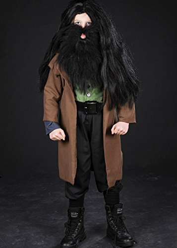 Magic Box Int. Kinder Größe Hagrid Style Fancy -