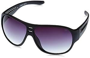 Dice Sonnenbrille, matt black, D04852-4