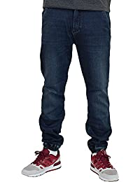 Reell Hose Jogger blau/grau