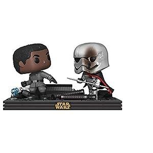 Funko Pop Finn vs Capitán Phasma (Star Wars 257) Funko Pop Star Wars