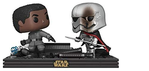 Funko Pop Finn vs Capitán Phasma (Star Wars 257) Funko Pop Star Wars