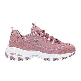 Skechers D'Lites Polka Nite Memory Foam 13142/MVE Sneakers Woman Ginnastica