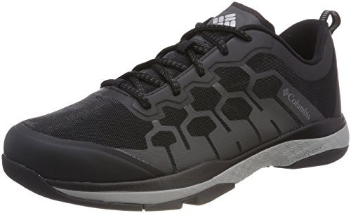 Columbia Ats Trail Fs38, Baskets Homme Noir (Black, Monument)