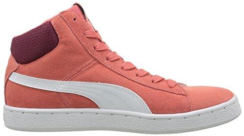 Puma Mädchen 1948 Mid Sneaker Pink - Rose (Porcelain Rose/White)