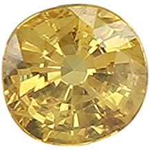 100% Natural Yellow Sapphire (Pukhraj/Guru) Certified Astrological Gemstone (2.43 CTS)