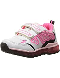 Geox J Android Girl A - Zapatos primeros pasos para bebés