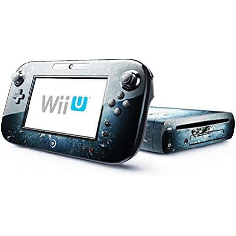 Colección 145, Custom Consola Nintendo DS Lite, 3DS, 3DS XL, Wii U Diseño Pantalla Skin Protector Funda Abstrakt 10121 Nintendo Wii U