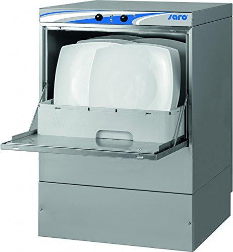 Saro 440-1010 MARBURG Geschirrspülmaschine, Edelstahl