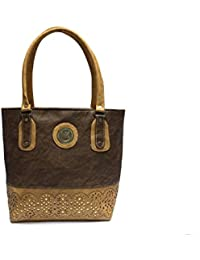 Latest Beautiful & Stylish Leather Hand Bag | Shoulder Bag | Totes For Girls, Ladies And Women - B079PWNY1J