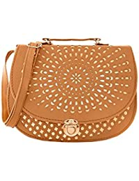 Sling Bag Fancy Stylish Elegance Fashion Sling Side Bag Best For Girls And Women By Vashti - B077XVWW2V