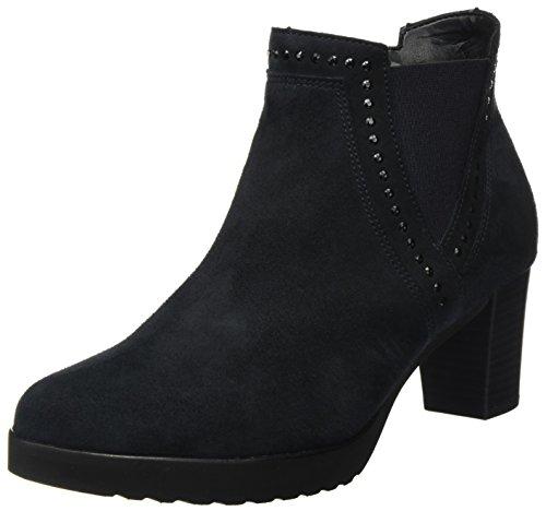 Gabor Shoes Damen Basic Stiefel, Blau (16 Pazifik), 42 EU