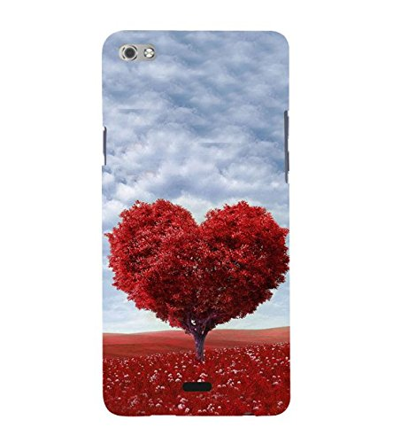 Fuson Designer Phone Back Case Cover Micromax Canvas Sliver 5 Q450 :: Silver Q450 ( Blooming Love )  available at amazon for Rs.449