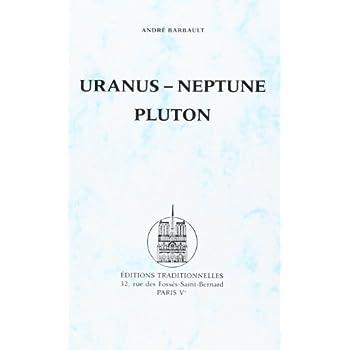 Analogies de la dialectique Uranus - Neptune