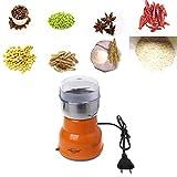 Weishazi Elektrische Kaffeemühle aus Edelstahl
