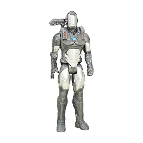 Hasbro War Machine Doll C0761 | Marvel Civil War | 30 cm | Titan Hero Series