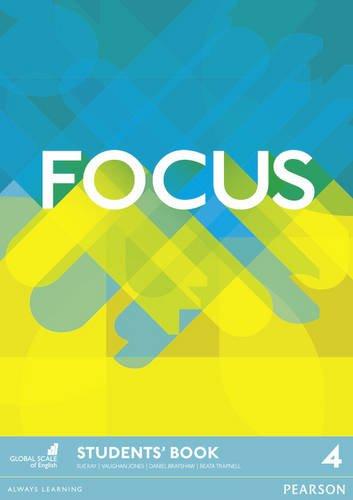 Focus BrE 4 Student's Book