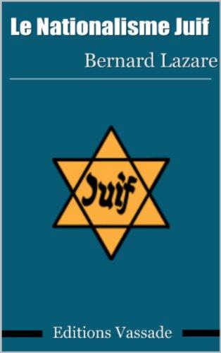Le Nationalisme Juif