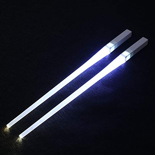 Fiesta amovible lumineux Baguettes 8 Home Creative LED outils Funny Drop Shipping blanc