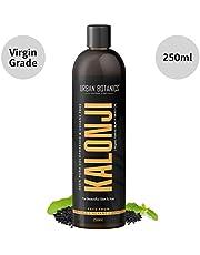 UrbanBotanics Cold Pressed Kalonji Oil Virgin Grade Black