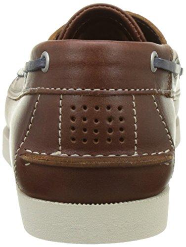 TBS Phenis, Chaussures Bateau Homme Marron (*acajou 135)