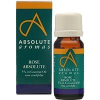 Preisvergleich für Absolute Aromen Rose Absolute 5% Öl 10 ml