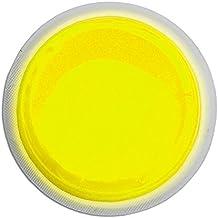 Cyalume LightShape - Paquete de 100 marcadores circulares luminosos , 4 horas, color amarillo