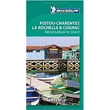 Michelin Green Guide Poitou-Charentes, La Rochelle & Cognac (Anglais) de Michelin Travel & Lifestyle (Créateur) ( 12 février 2014 )