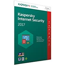 Kaspersky 216702 Internet Security (2017) FFP (Code in a Box)