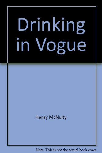 Title: Drinking in Vogue