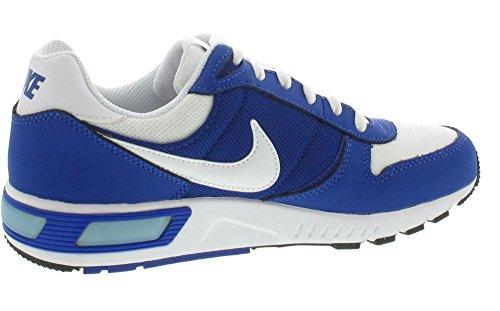 Scarpe bianco Nightgazer Nike Corsa Royal Match Uomo Bianco Blu Concorrenza gs Da La Dark xIxwAnZq