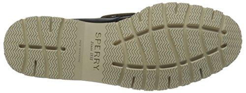 Sperry Top-Sider Mens A/O Mini Lug 2-Eye Boat Shoe Navy