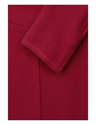 Cecil Valentina, Maglietta a Maniche Lunghe Donna Rot (Cranberry Red 11088)