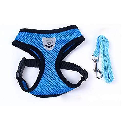 CUTEPET Pet Sicuro e Confortevole trazione a Fune, Cane Cintura di Sicurezza, Laccio for agli Animali (Size : S)