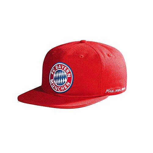 FC Bayern München SNAPBACK Cap Kinder Logo rot 20417